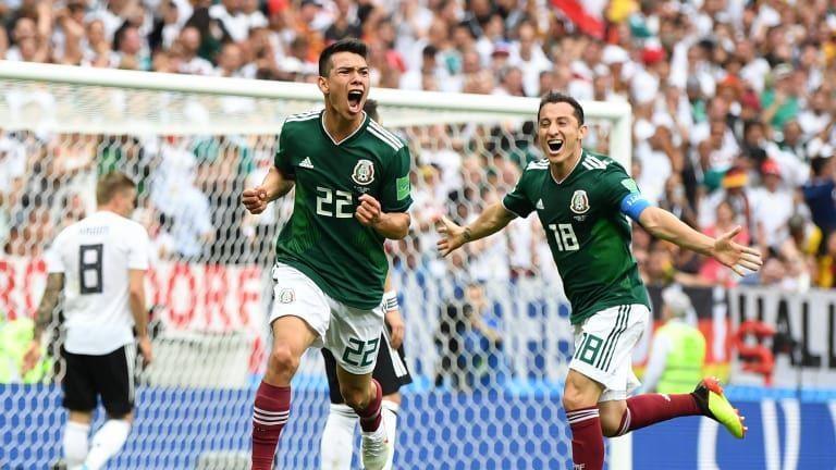 شکست ناباورانه قهرمان جهان در گام اول | دیوار مکزیک جلوی آلمانها را گرفت