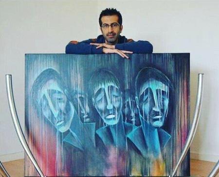 نمایشگاه سودوکو با آثاری از سارا اشرفی و مجید حسینی در شهر نسود دانمارک