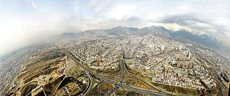 قیمت کهکشانی خانههای تهران