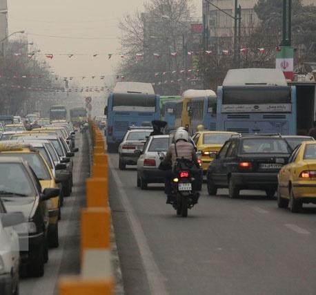 اجرای طرح ساماندهی اتوبوسها و کامیونهای فرسوده تهران آغاز شد