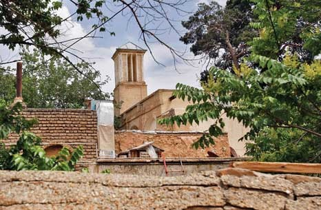 بادگیر ۴۰۰ ساله نگین ری عمادآور؛ روستایی که نشانههایی از معماری یزد دارد