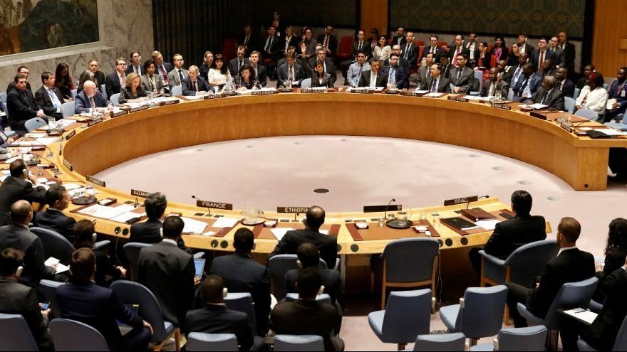 مخالفت یکپارچۀ شورای امنیت با آمریکا