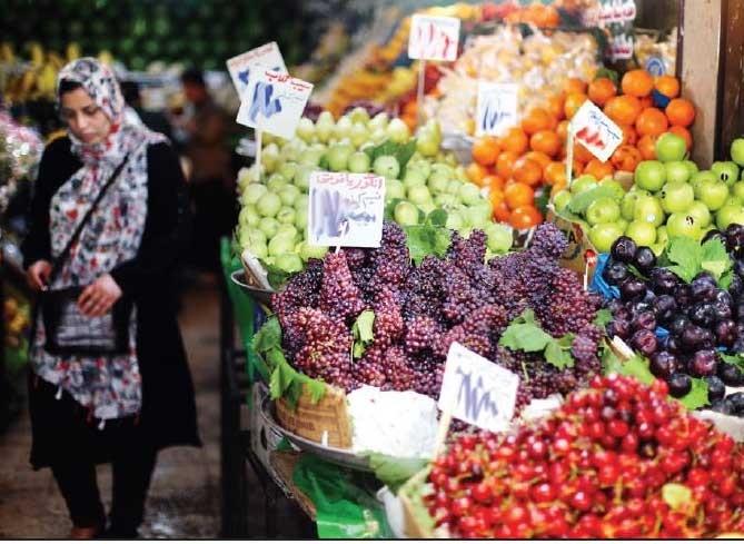 «سیاه بهار»، متهم اصلی گرانی میوه