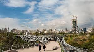 افزایش نسبی غلظت ذرات معلق در سطح شهر تهران