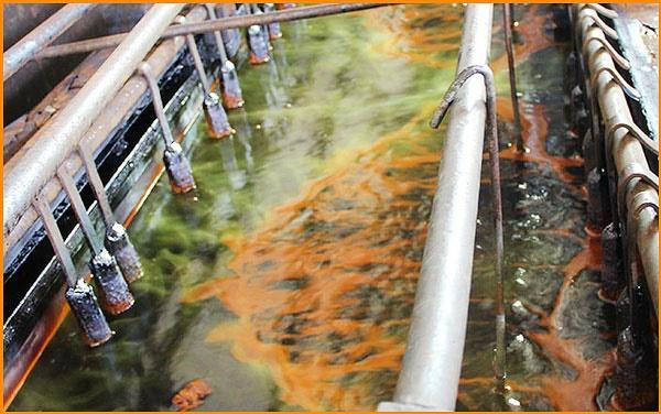خطر پساب آبکاریهای صنعتی برای آب تهران | مسکن مهر کانون تهدید سلامت منطقه