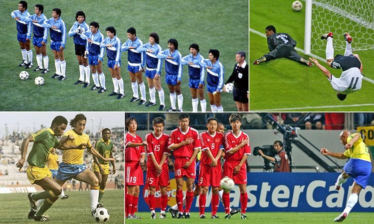 بدترین های جام جهانی