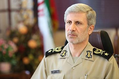 وزیر دفاع ایران جزئیات دو طرح آمریکا در منطقه را تشریح کرد