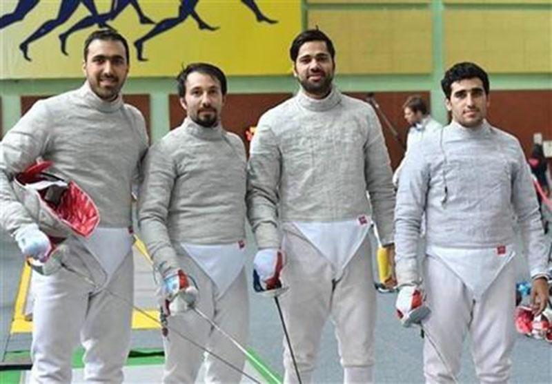Iran Sabr Team