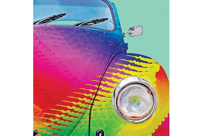 سمفونی رنگها!