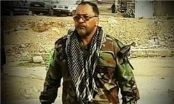 پیکر سردار شاهرخ داییپور شهید مدافع حرم سپاه  ۴ تیر تشییع میشود