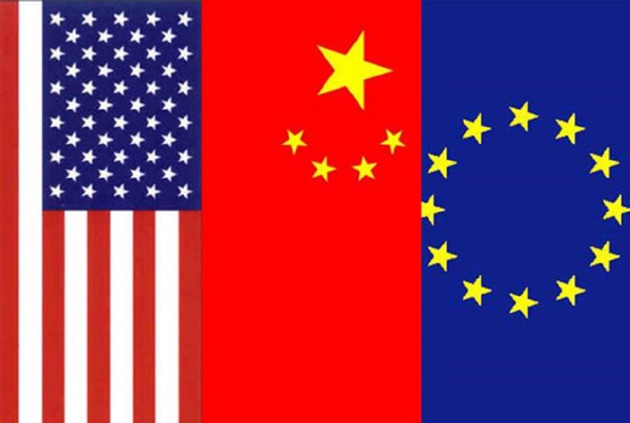 همراهی چین و اروپا برای مقابله اقتصادی با آمریکا