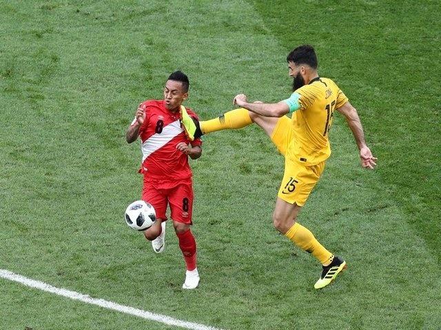 پرو ۲ - استرالیا صفر