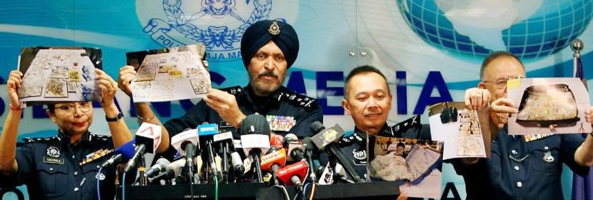 ارزش داراییهای ضبط شدۀ نخست وزیر پیشین مالزی چقدر است؟