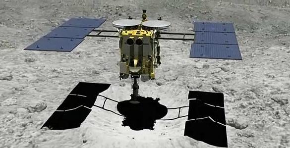 کاوشگر ژاپنی پس از ۳.۵ سال سفر فضایی به سیارک ریوگو رسید