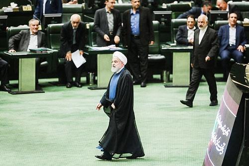 نامه ۱۸۷ نفر از نمایندگان مجلس به روحانی برای ترمیم کابینه
