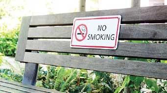 ممنوعیت سیگار در استراسبورگ