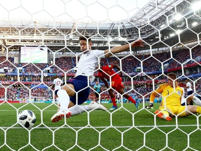 انگلیس - بلژیک