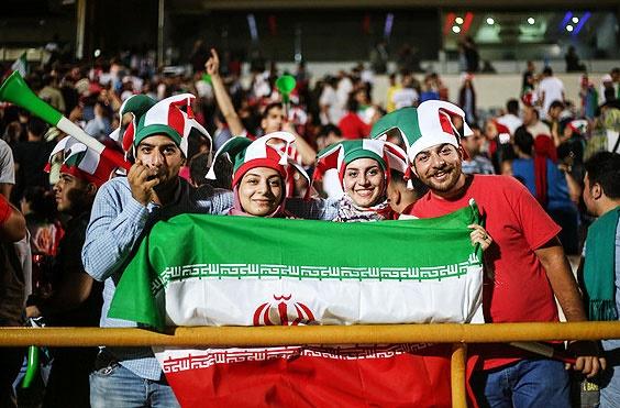 امیدواری به روند حضور خانوادهها در ورزشگاهها