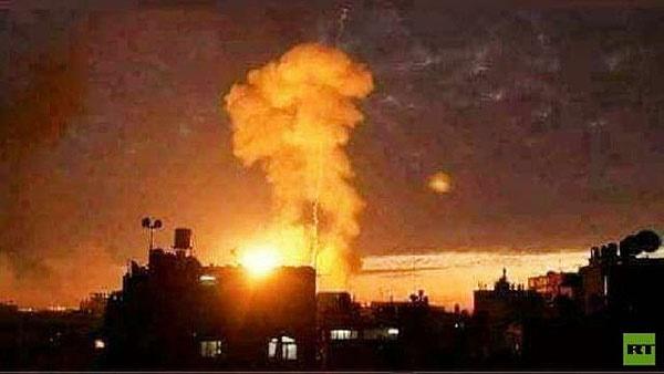 حملات موشکی مقاومت فلسطین به شهرکهای اسرائیلی
