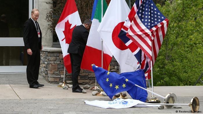کانادا تعرفههای گمرکی بر کالاهای آمریکایی وضع کرد