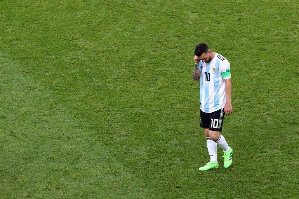 حذف تلخ مسی و آرژانتین از جام جهانی با درخشش ستاره ۱۹ ساله فرانسه