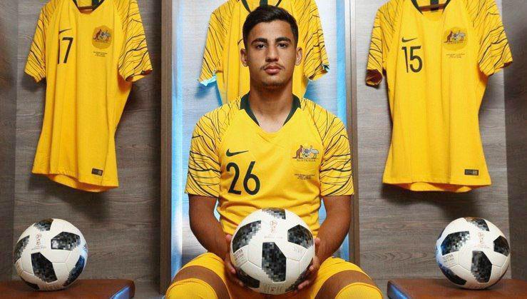 جوانترین بازیکن جام جهانی روسیه: ایرانیالاصل