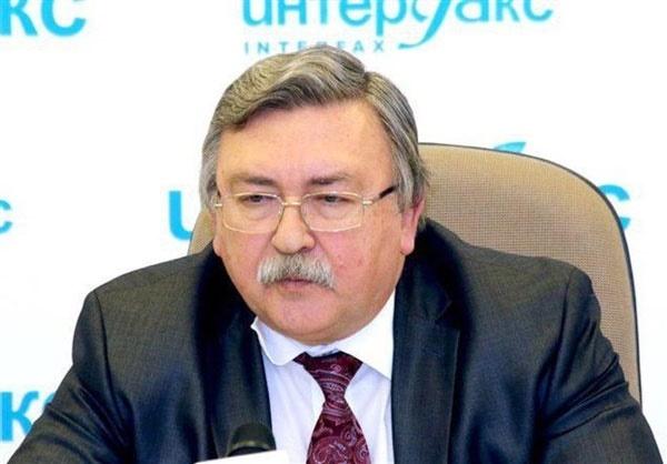 میخائل اولیانوف نماینده دائم روسیه در آژانس بین المللی انرژی اتمی