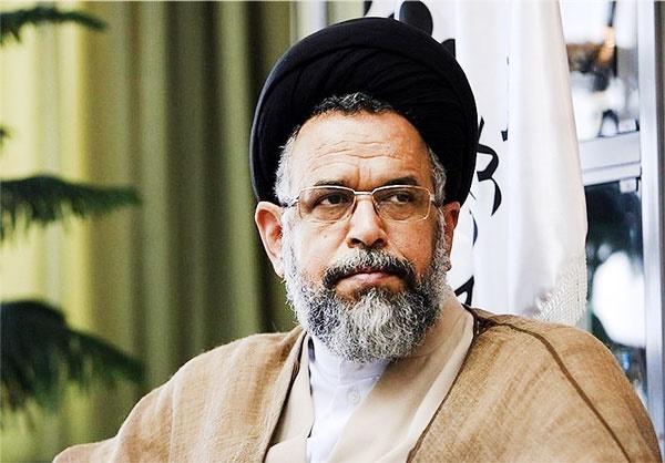 سید محمود علوی وزیر اطلاعات