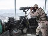 شهادت یک مرزبان در مرز میرجاوه