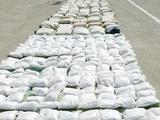 کشف ۳۱۰۲ کیلوگرم مواد مخدر در سیستان و بلوچستان
