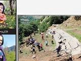 مرگ تلخ «باران» در سیلگیلان