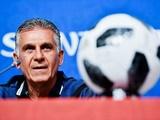 کیروش: بازی با اسپانیا یعنی فینال | مکان اول گروه نه فروشی است و نه اجارهای