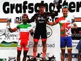 نایب قهرمانی شکری در دوچرخهسواری کاپ بینالمللی آلمان
