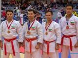 ۴ مدال برای کاراته ایران در مسابقات بینالمللی هلند
