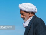 پیرترین مقنی ایران در گناباد به خاک سپرده شد