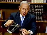 مرسی آقای نتانیاهو، صرف شده!