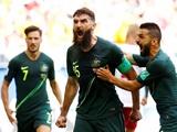 دانمارک به سختی یک امتیاز از استرالیا گرفت