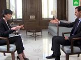 اسد: غرب برای نجات تروریستها سوریه را متهم میکند