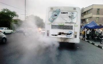 تردد اتوبوسهای دودزا از اول مهر در پایتخت ممنوع است