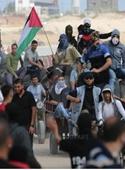 غزه این بار در جمعه وفا به زخمیها به پا خاست