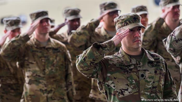 آمریکا خروج نظامیان خود از آلمان را بررسی میکند