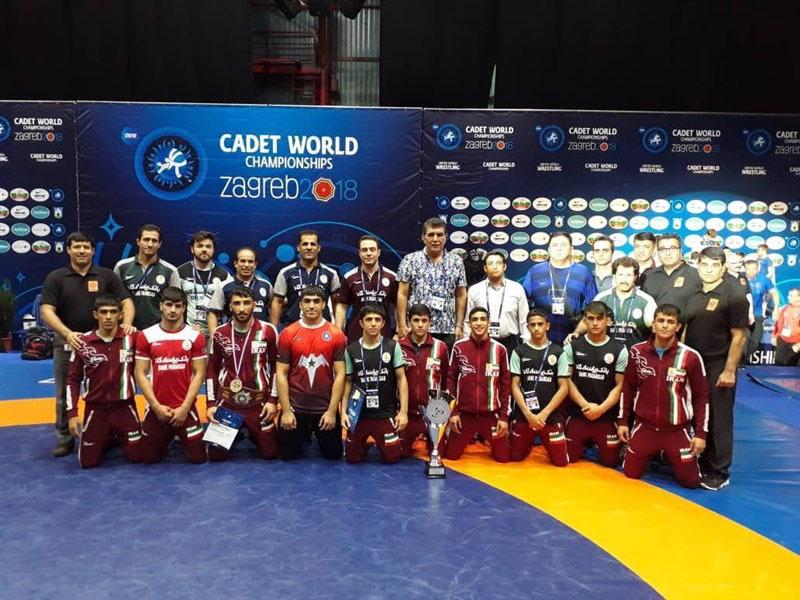 نوجوانان فرنگیکار با اقتدار قهرمان رقابتهای جهانی کرواسی شدند