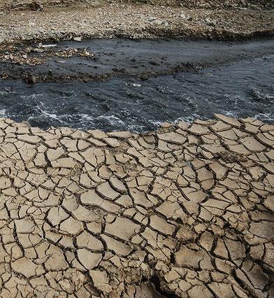 خط خشکسالی از پلنگآباد به سد کرج رسید
