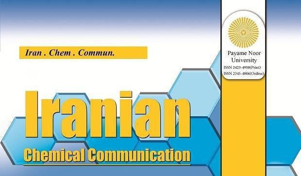 فصلنامه Iranian Chemical Communication