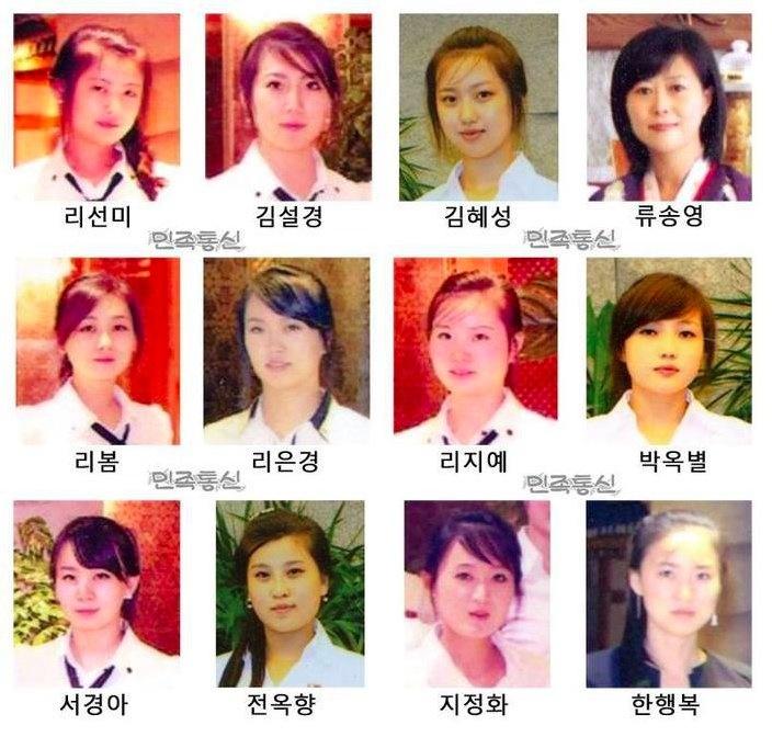 سرنوشت دختر ان خدمتکار کره شمالی