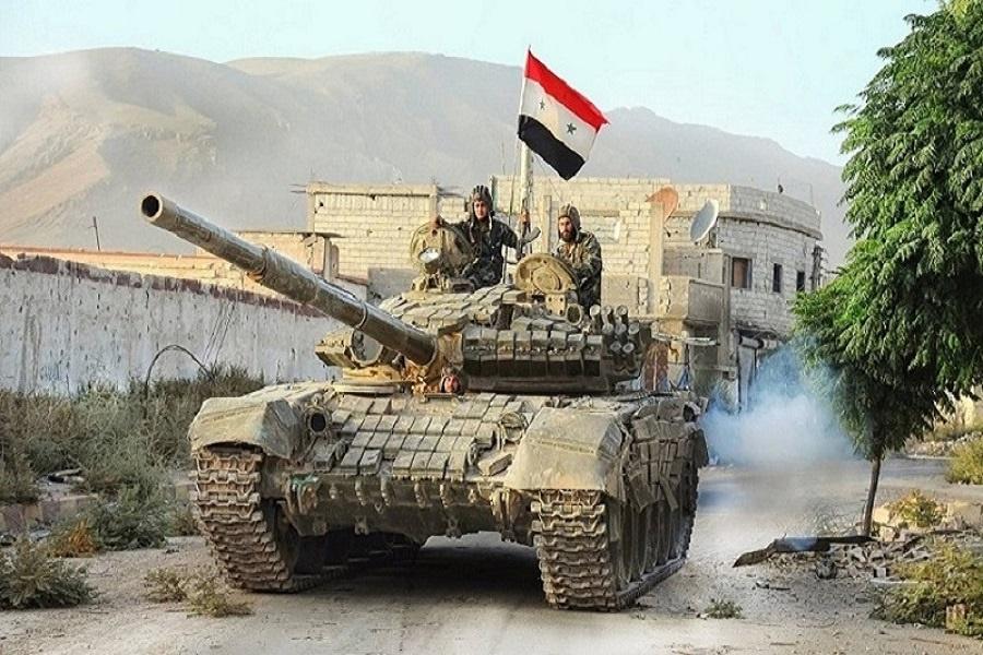 عملیات ارتش سوریه برای محاصره شهر درعا آغاز شد