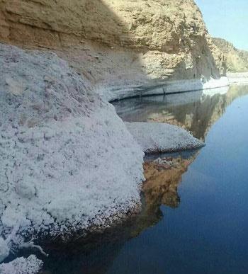 اشتباه مهندسی در ساخت سد گتوند عامل شوری آب خوزستان است