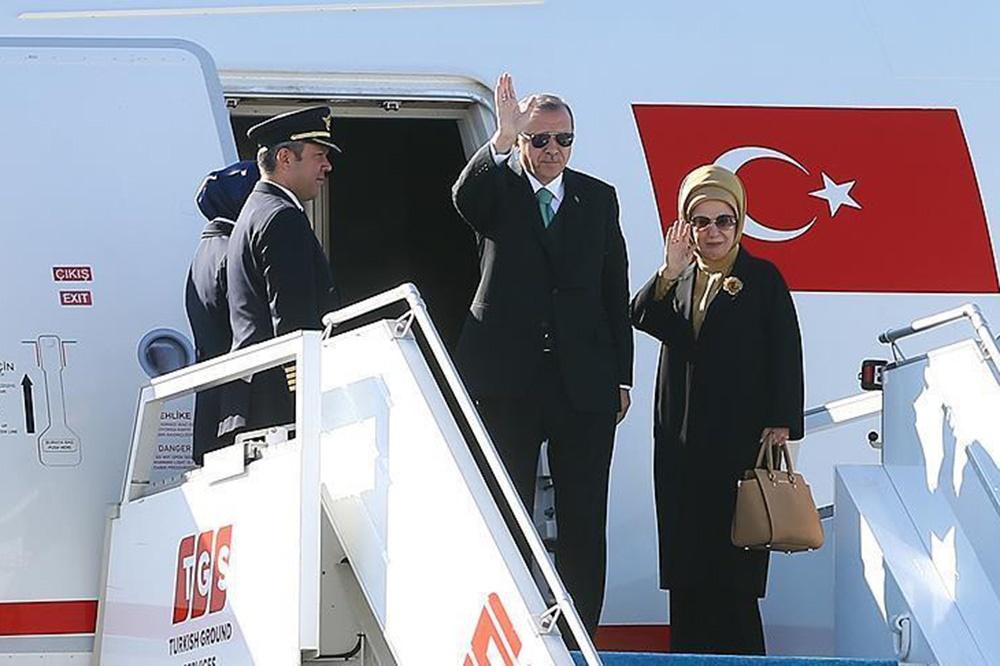 اردوغان در سفر باکو، به دنبال ایده یک ملت دو دولت است