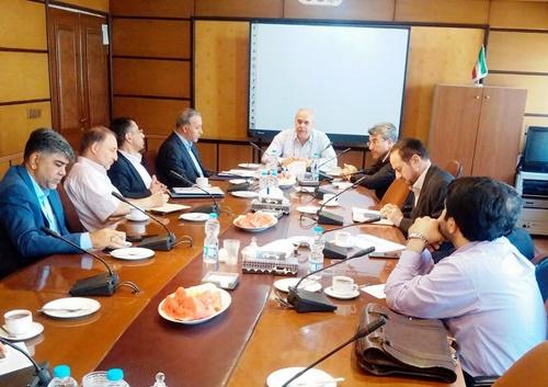 جلسه کمیته ساماندهی کاغذ مطبوعات