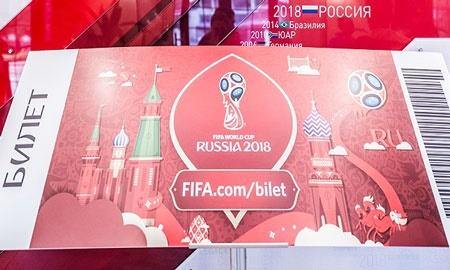 قیمت بلیطهای جام جهانی به ۳۳ هزار دلار رسید